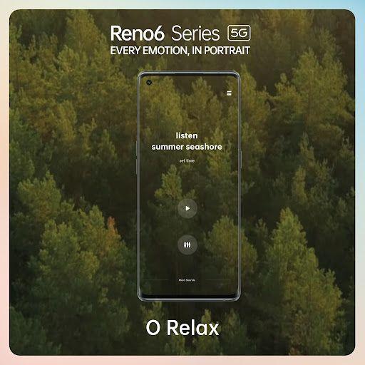 OPPO Reno Series 5G
