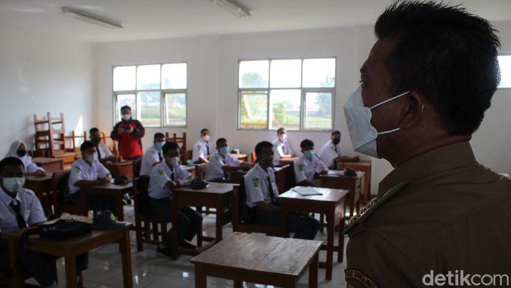 Harapan Pelajar dan Upaya Cegah Lonjakan COVID-19 di Tengah PTM