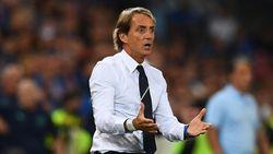 Mancini Belum Tertarik untuk Latih Klub Lagi