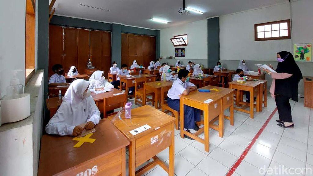 Sejumlah Negara Mulai Menggelar Sekolah Tatap Muka