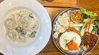 Sedap Banget! Makan Nasi Goreng Kampung Plus Suasana Bali di Coffee Shop Ini