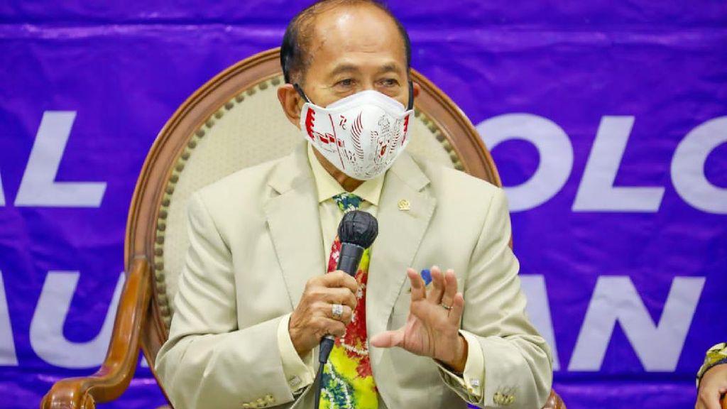 Syarief Hasan Ajak Semua Pihak Berkontribusi Atasi Perubahan Iklim