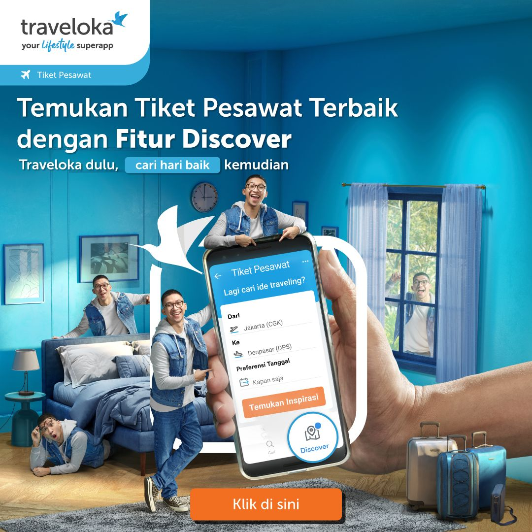 Traveloka Fitur Discovery