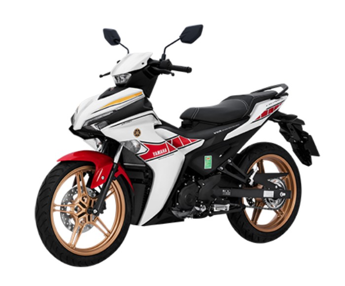 Yamaha Exciter 155 60th Anniversary Special Edition