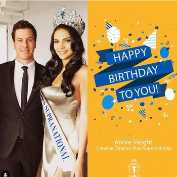 Andre Sleigh Creative Director Miss Supranational