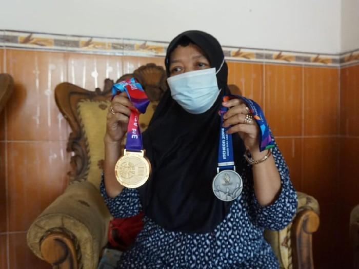 Berlatih Sejak Usia 5 Tahun, Khalimatus Sadiyah Sukses Jadi Juara Paralimpiade Tokyo