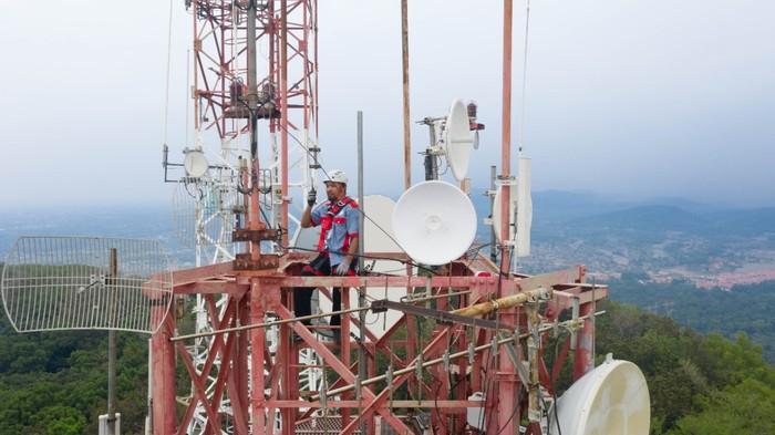 Bisnis Digital Topang Kinerja Telkom di Semester I-2021