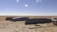 Mengering Drastis, Danau Poopo di Bolivia Jadi Gurun Pasir