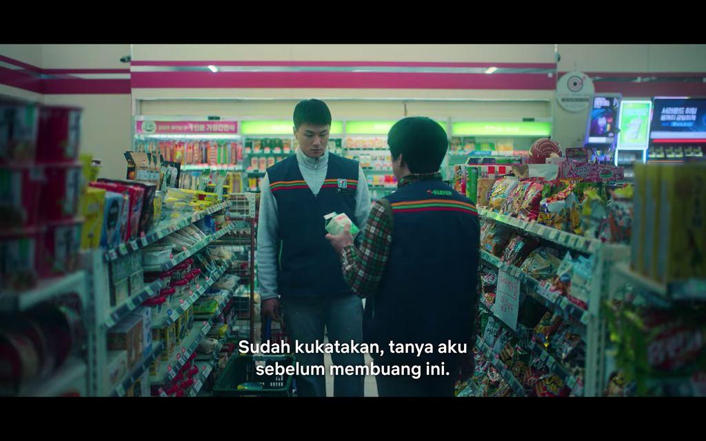 Drama Korea D.P. Digugat 7-Eleven