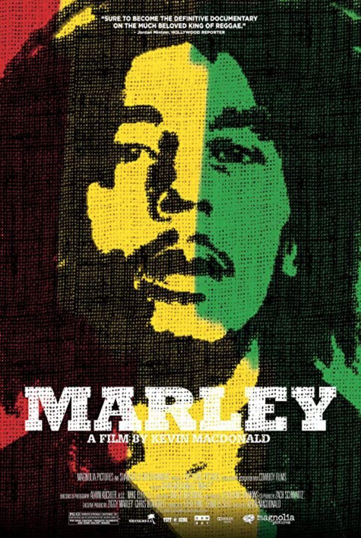 Film biografi tentang Bob Marley.
