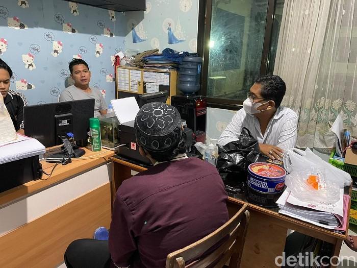 Guru SD di Wonogiri cabuli siswa laki-lakinya selama dua tahun, Selasa (7/9/2021).