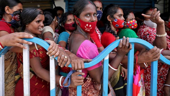 India Mungkin Sudah Memasuki Fase Endemi Setelah Melewati Gelombang Kedua Penularan COVID-19