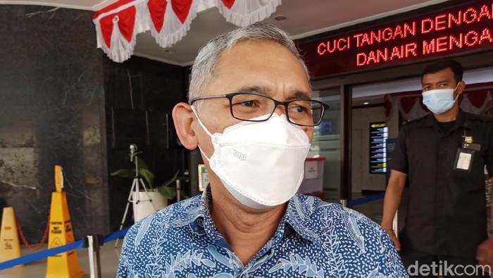 Ketua Satgas BLBI Rionald Silaban