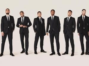 Dior Bikin Koleksi Eksklusif untuk Pemain PSG, Ada Tas Mewah Ikonis