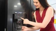 LG Pasang UV Nano di Dispenser Air Kulkas untuk Singkirkan Bakteri