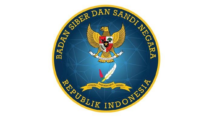 lambang Badan Siber dan Sandi Negara (BSSN)