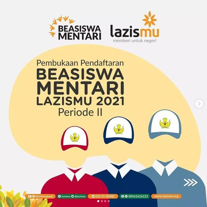 Beasiswa Mentari Periode II 2021