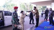 5 Potret Menhan Prabowo Kunjungi ITS, Janji Banyak Order Inovasi Anak Bangsa