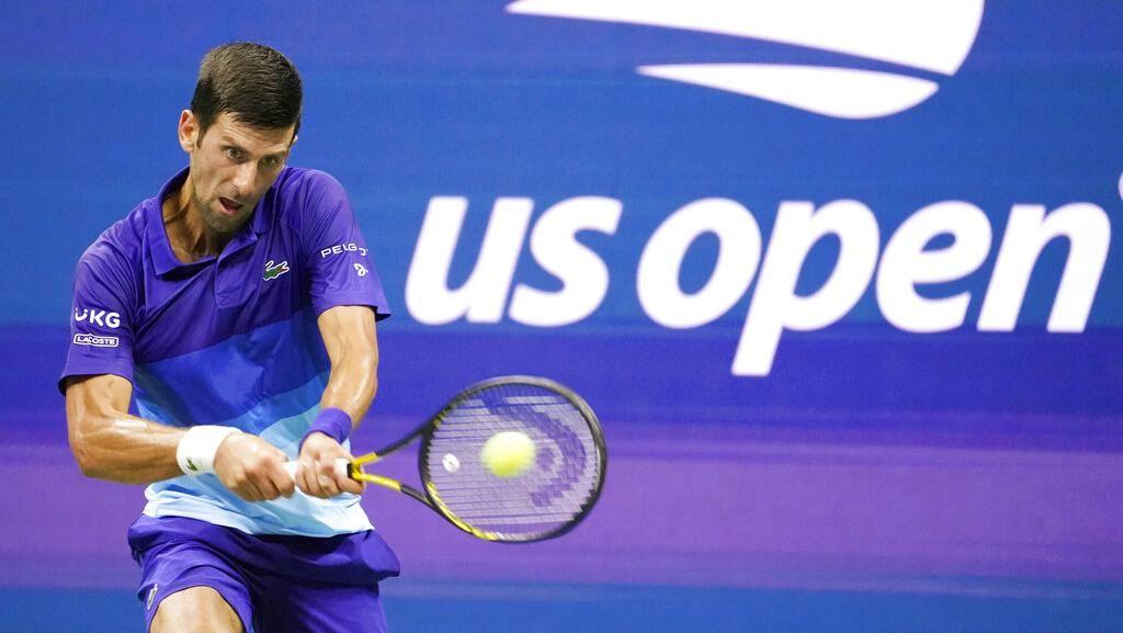 AS Terbuka 2021: Djokovic & Zverev Lolos ke Perempatfinal