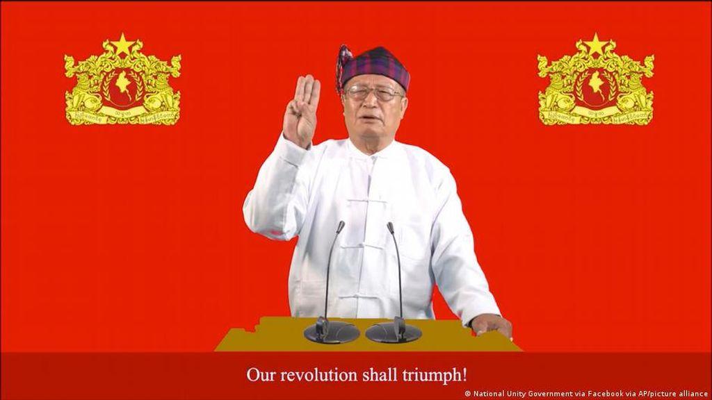 Deklarasi Oposisi Myanmar, Perang Lawan Junta Militer