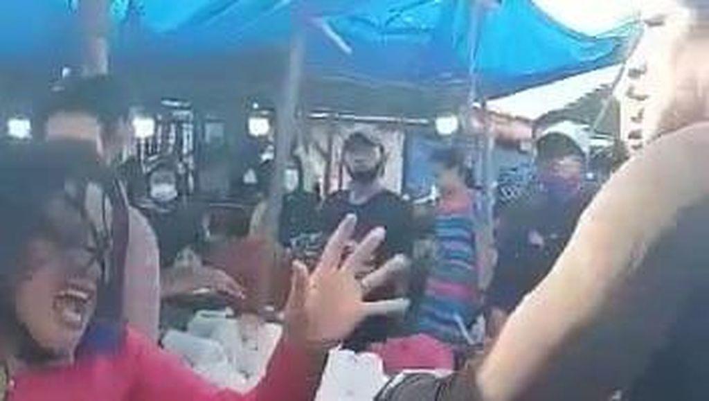 Pedagang Dipukul Preman Jadi Tersangka, Ini Asal Pasar Disebut Pajak di Sumut