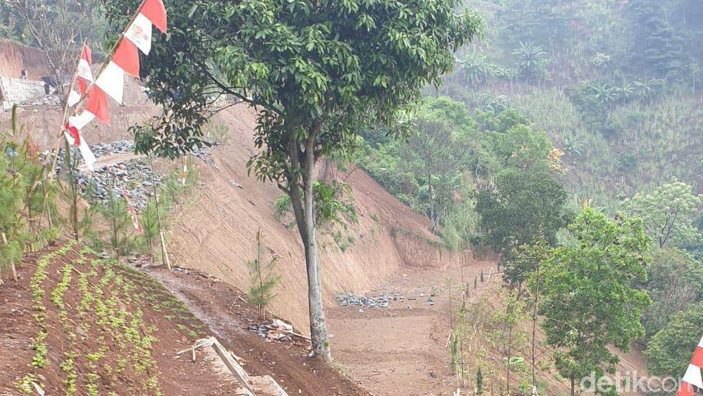 Disparbud Karawang Bantah Ada Penataan Puncak Sempur