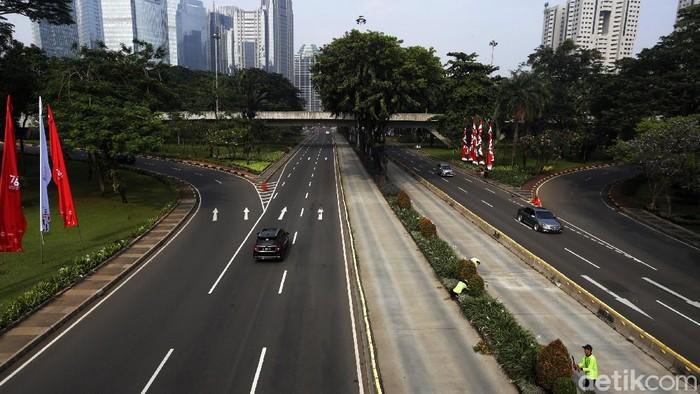 PPKM Jakarta Level Berapa Sekarang? Cek di Sini Penjelasannya