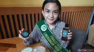 Pelajar SMP di Surabaya Racik Daun Katuk Jadi Skincare Wajah dan Kulit
