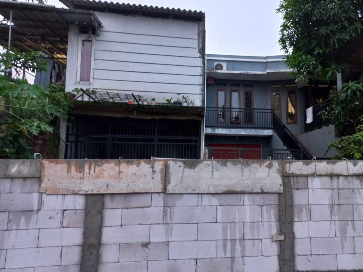 Tembok setinggi 2 meter halangi akses rumah warga di Tangsel