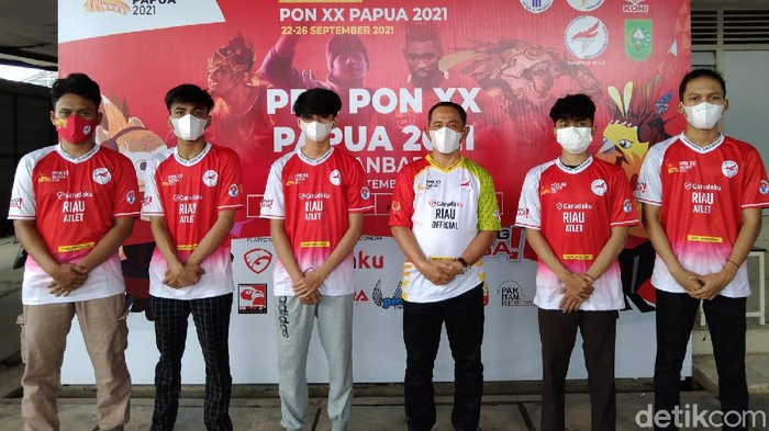 Tim E-Sport Riau