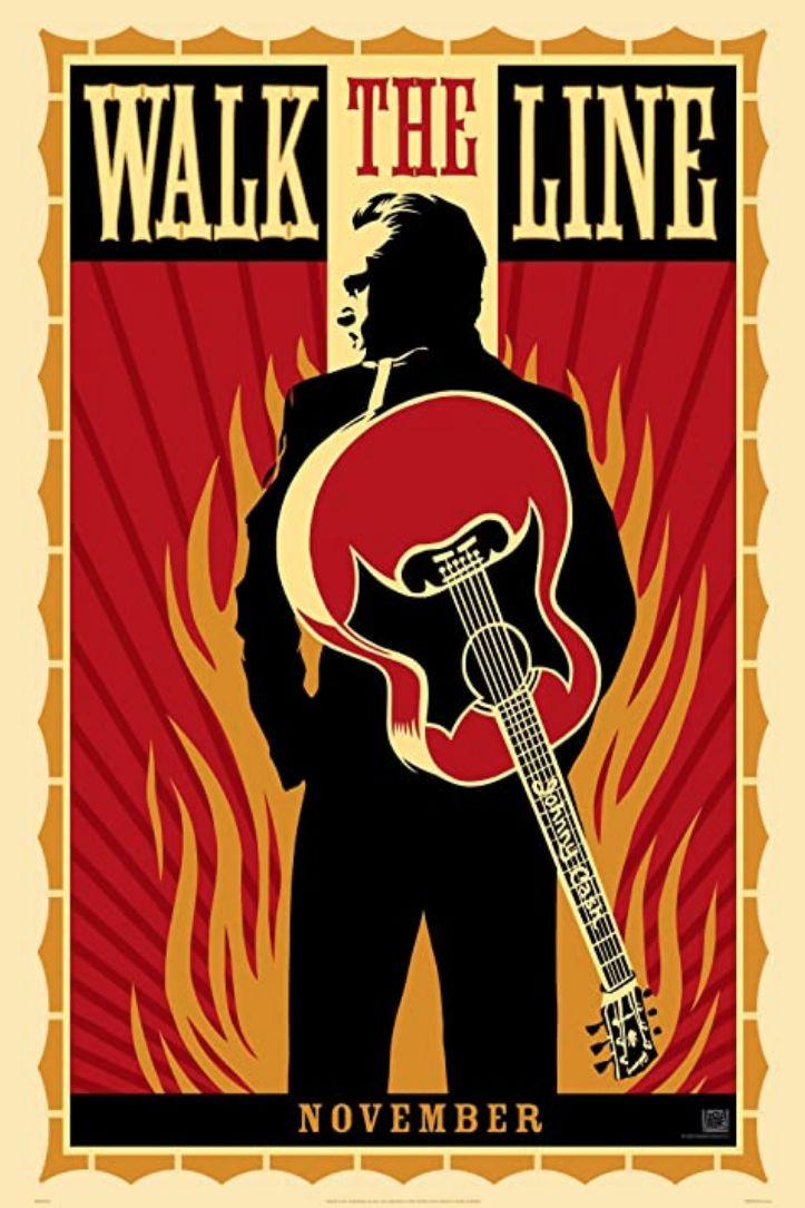 Film biografi Johnny R Cash yang diperankan oleh Joaquin Phoenix.