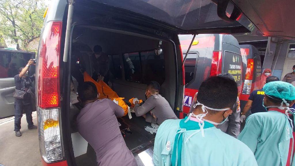 Penjelasan Polisi soal 2 WNA Korban Kebakaran Lapas Tangerang