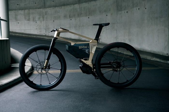 Sepeda listrik BMW i Vision AMBY