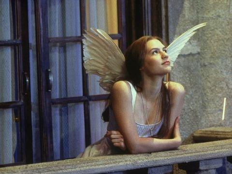 Claire Danes dalam film Romeo + Juliet (1996).