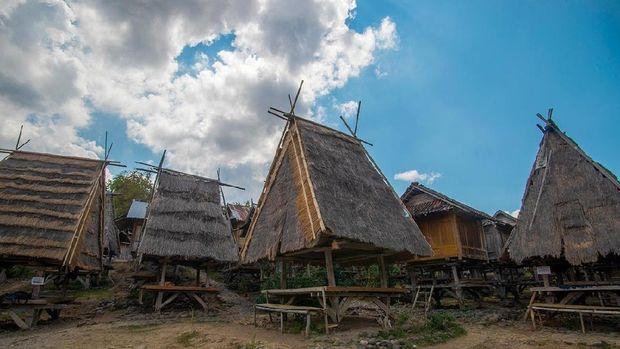 Desa Wisata Maria, Bima, Nusa Tenggara Barat.