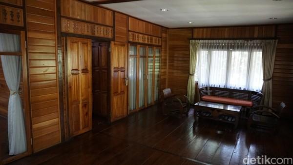 Interior Villa Parahyangan di Jambuluwuk Convention Hall & Resort Puncak, Bogor.