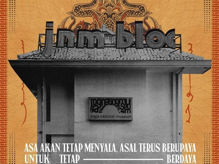 JNM Bloc di Jogja National Museum, Yogyakarta