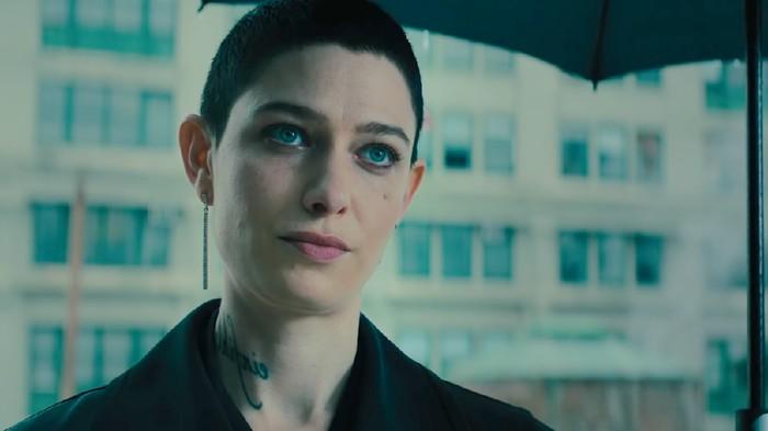 Asia Kate Dillon dalam film John Wick 3.