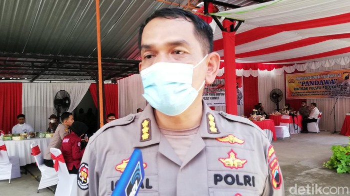 Kabid Humas Polda Jateng Kombes Iqbal Alqudusy, Rabu (8/9/2021).
