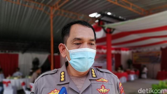 Kabid Humas Polda Jateng Kombes Iqbal Alqudusy, Sukoharjo, Rabu (8/9/2021).