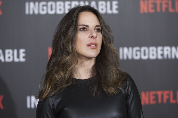 MADRID, SPAIN - MARCH 29:  Mexican actress Kate del Castillo attends 'Ingobernable' photocall at the Ritz Hotel on March 29, 2017 in Madrid, Spain.  (Photo by Carlos Alvarez/Getty Images)