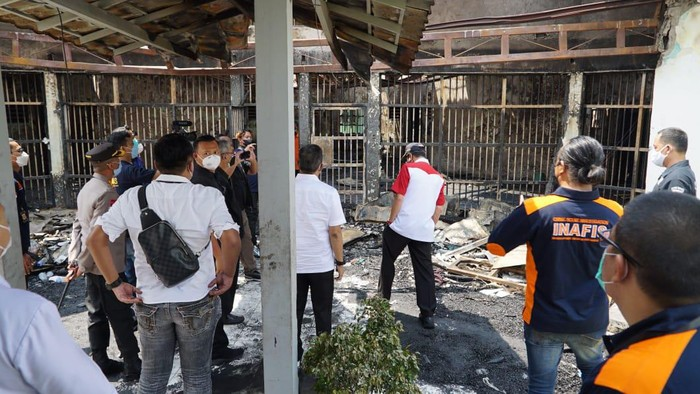 Kebakaran Lapas Tangerang