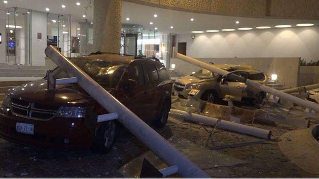 Ketakutan Turis di Meksiko Saat Diguncang Gempa M 7,1