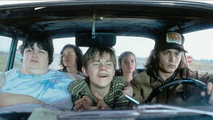Penampilan Leonardo DiCaprio di film Whats Eating Gilbert Grape pada 1993.