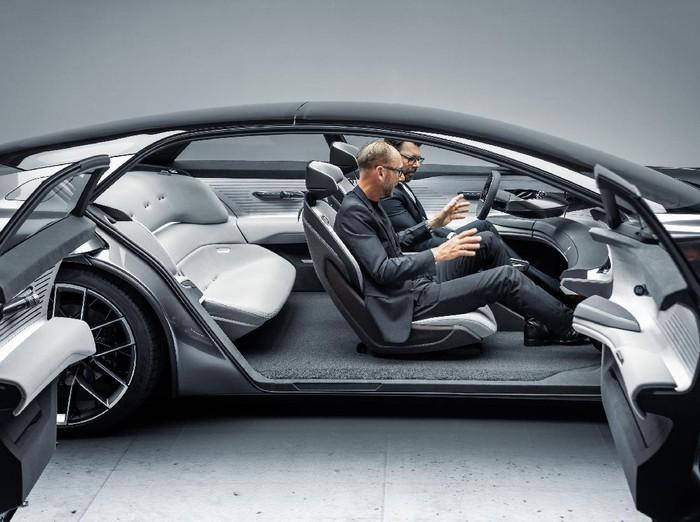 Mobil kosenp Audi grandsphere