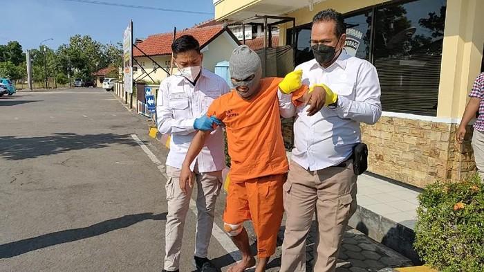 Pembunuh Gadis Indramayu Ditembak Polisi