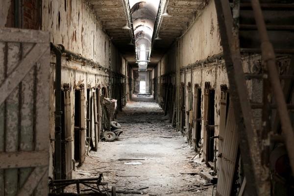 Kebanyakan napi yang dihukum di sini berakhir gila dan meninggal. (Getty Images/iStockphoto)