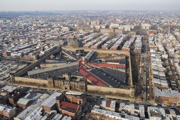 Penjara Eastern State Penitentiary berlokasi di Pennsylvania, Philadelphia, Amerika Serikat. (Getty Images/iStockphoto)