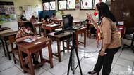 Vaksinasi Belum Capai 80%, Sekolah Tatap Muka di Bantul Ditunda