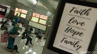 Senangnya Siswa di Bandung Ikut Pembelajaran Tatap Muka